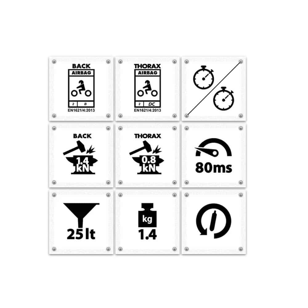 certificazioni motoairbag v2.0c
