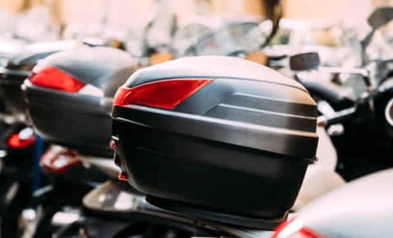 bauletto per moto
